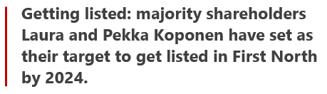 Quote1 Kauppalehti news